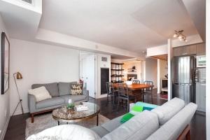 68 abell street living room