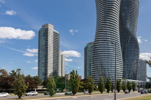 70 Absolute Avenue #1211 - Mississauga - Downtown