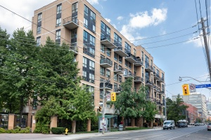 800 King Street West #603 - Central Toronto - King West Village