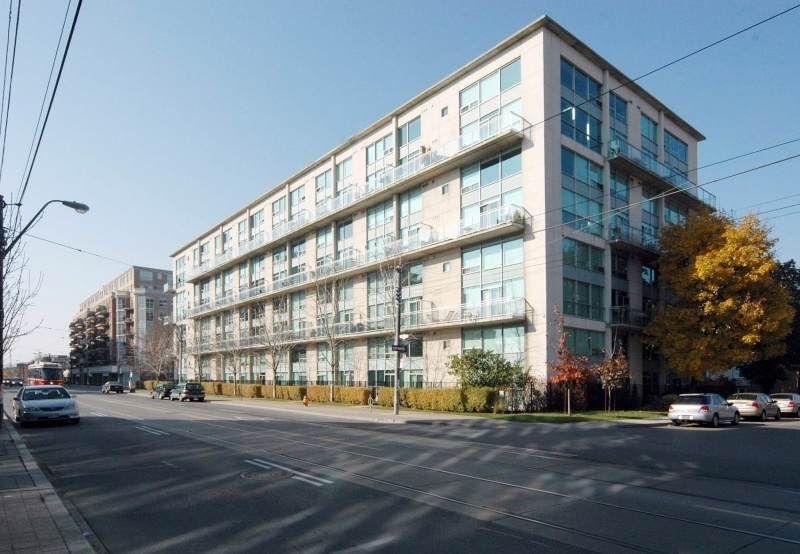 954 King Street West Unit 524 - Central Toronto - Downtown