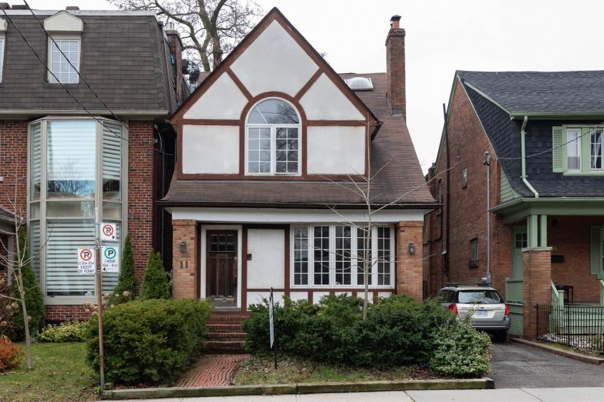 11 walmsley boulevard house
