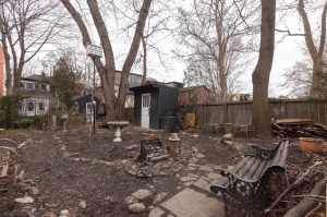 170 Cowan Avenue Backyard
