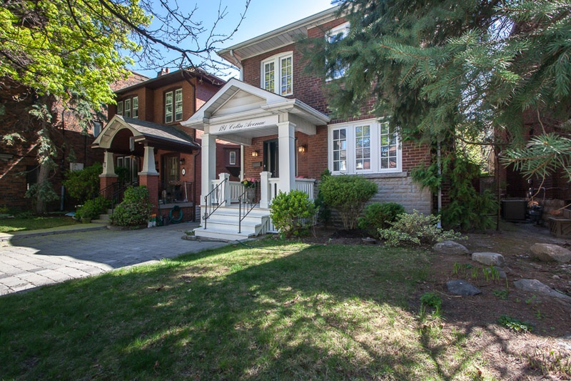 181 Colin Avenue - Central Toronto - Chaplin Estates