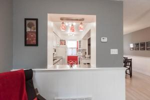 1836 john street kitchen hallway 2