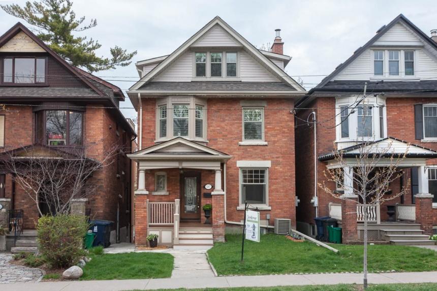 217 Humberside Avenue - West Toronto - High Park