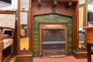 227 grenadier road fireplace
