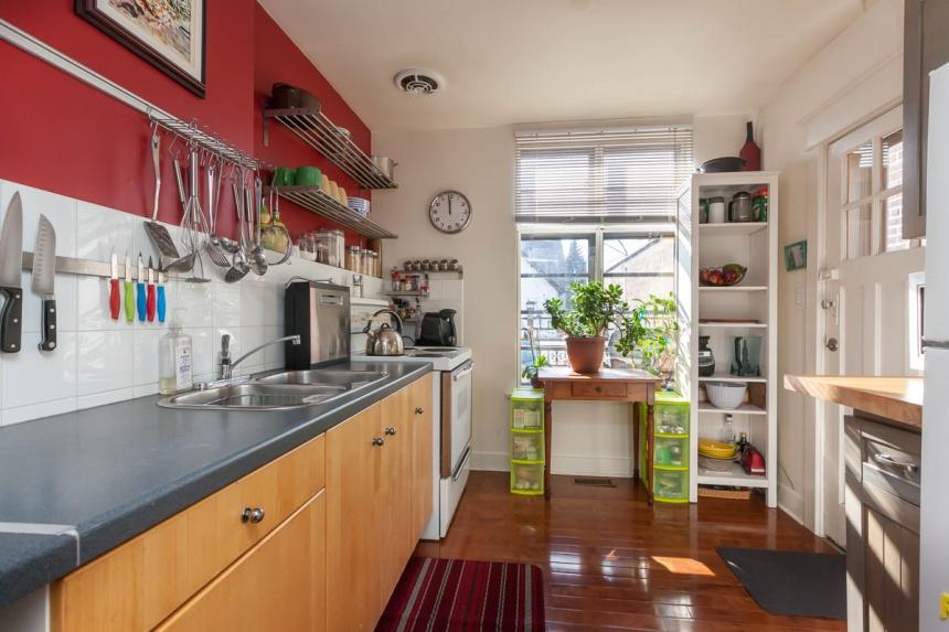 23 second kitchen