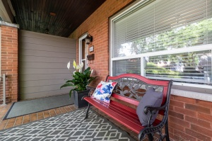 301 evelyn avenue front porch 3
