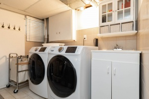 301 evelyn avenue laundry room