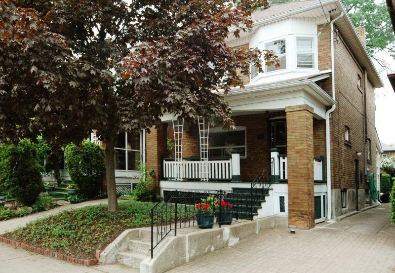 442 Willard Avenue West Toronto Bloor West Village