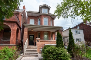 449 Clinton Street - Central Toronto - Seaton Village