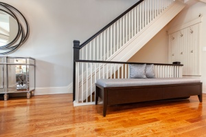 449 clinton street living room staircase