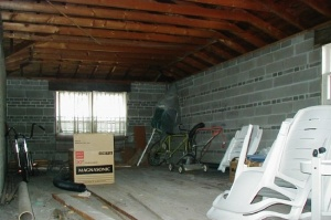 Potential family room