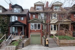 8 Ridley Gardens - West Toronto - High Park